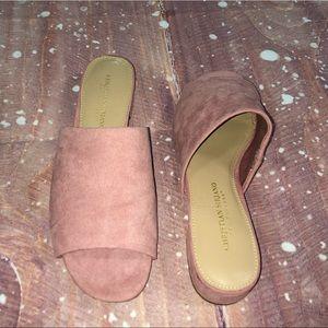 Christian Siriano Shoes - 🆕 NIB Christian Siriano SILA Suede Flat Slippers